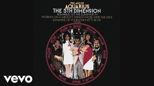 The Fifth Dimension - Aquarius Let the Sunshine In (The Flesh Failures) (Audio)