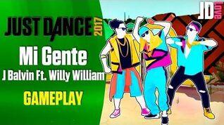 Just Dance 2017 - Mi Gente - J Balvin Ft