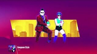 Just Dance 2018 (Unlimited) Gangnam Style