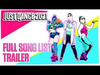 Just Dance 2021- Full Song List - Ubisoft -US-