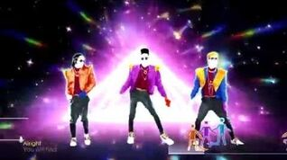 Let's Groove - Just Dance 2016