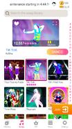 Tiktok jdnow menu phone 2020