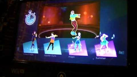 Built For This (Party Master Mode - GamePad View) - Just Dance 2015