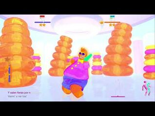 Just Dance 2021 Unlimited - Shaky Shaky