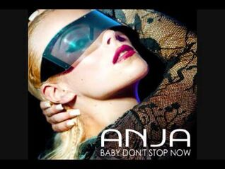"""Just Dance 3- """"Baby Don't Stop Now"""" by Anja"""
