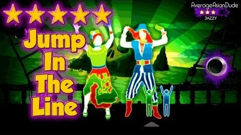 Just Dance Greatest Hits - Jump In The Line - 5* Stars-0