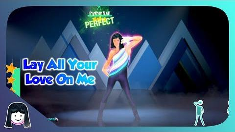 Lay All Your Love On Me - Just Dance 2019