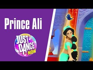 Prince Ali Just Dance Now