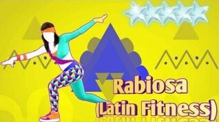 Rabiosa (Latin Fitness Version) - Just Dance 2019