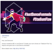 Stadiumflow fanmade contest