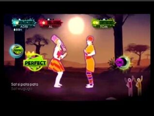 African Ladies - Pata Pata (Just Dance 3)