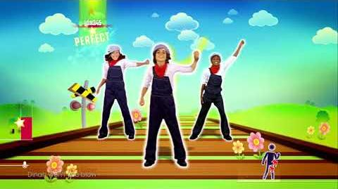I've Been Working On The Railroad - Just Dance 2017