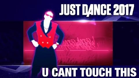 Just Dance 2017 - U Cant Touch This by Groove Century