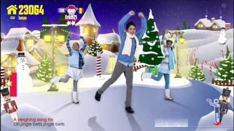 Just Dance Now - Jingle Bells - The Just Dance Kids Cover