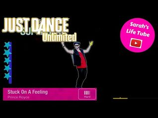 Stuck On A Feeling, Prince Royce - SUPERSTAR, 3-3 GOLD - Just Dance 2016 Unlimited -PS5-
