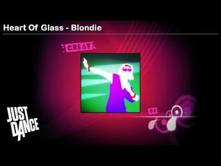 Heart Of Glass - Blondie - Just Dance