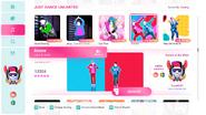 Groove jd2020 menu