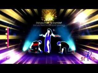 I Will Survive (On-Stage Mode) - Just Dance 2014