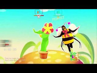 Just Dance 2019 - All About That Bass (Alternate) - 5 stars - YouTube