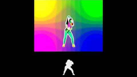 Movement is Happiness (Find Your Thing) - Just Dance 2015 (Extraction)