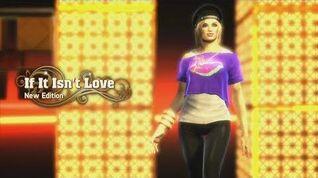 If It Isn't Love (Newbie) - The Hip Hop Dance Experience