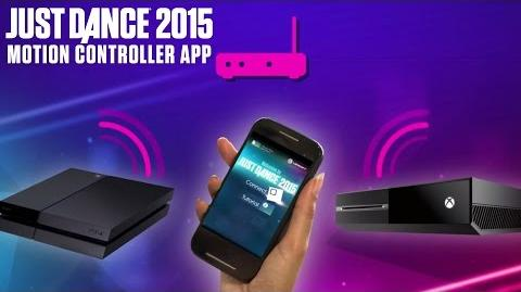 Just Dance 2015 Motion Controller App for Xbox One & PS4 Tutorial