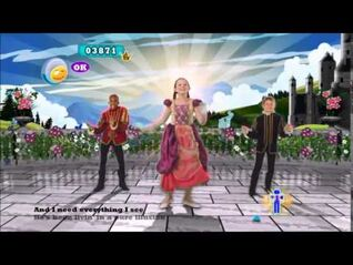 Just Dance Kids 2 Something That I Want