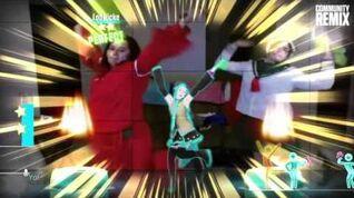 Ievan Polkka (Community Remix) - Hatsune Miku - Just Dance 2016