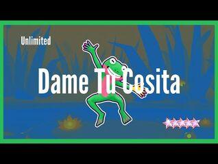 Just Dance 2020 (Unlimited) - Dame Tu Cosita