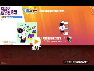 Kitchen Kittens From Just Dance Now