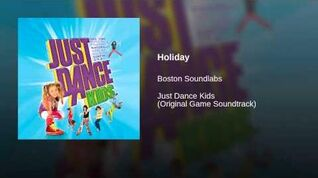 The Just Dance Kids - Holiday