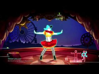Just Dance 2014 - Funhouse - P!nk (5 Stars Kinect)
