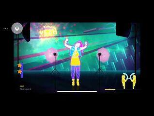 Just dance unlimited Venus round 2-2 13k