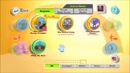 Lion menu xbox