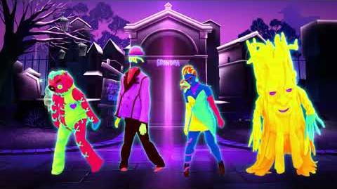Rave in the Grave - Just Dance 2019 (No GUI)