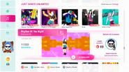 Rhythm jd2020 menu