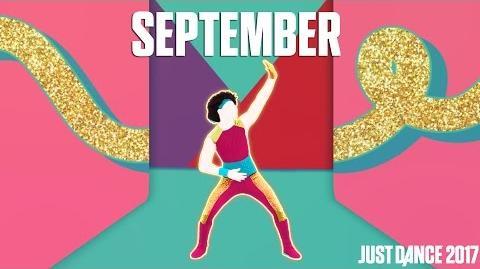 September (Disco Fitness Version) - Gameplay Teaser (UK)
