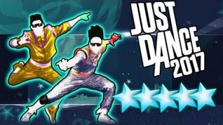 5☆ stars - Don't Worry - Just Dance 2017 - Wii U