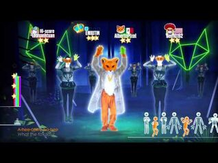 Just Dance 2015, What does The Fox say, 5* GamePlay - 1080p HD