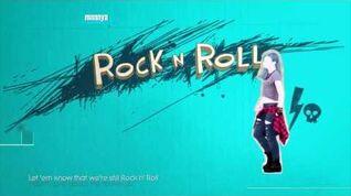 Just Dance 2017 - Rock N Roll