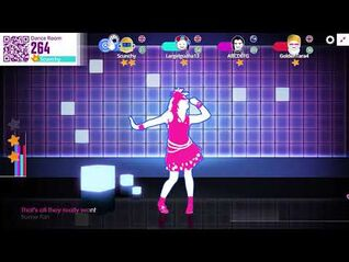 Just Dance Now-Girls Just Want To Have Fun-Cyndi Lauper