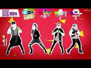 Just Dance Now- No Control (5 stars)