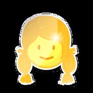 Lollipop golden ava