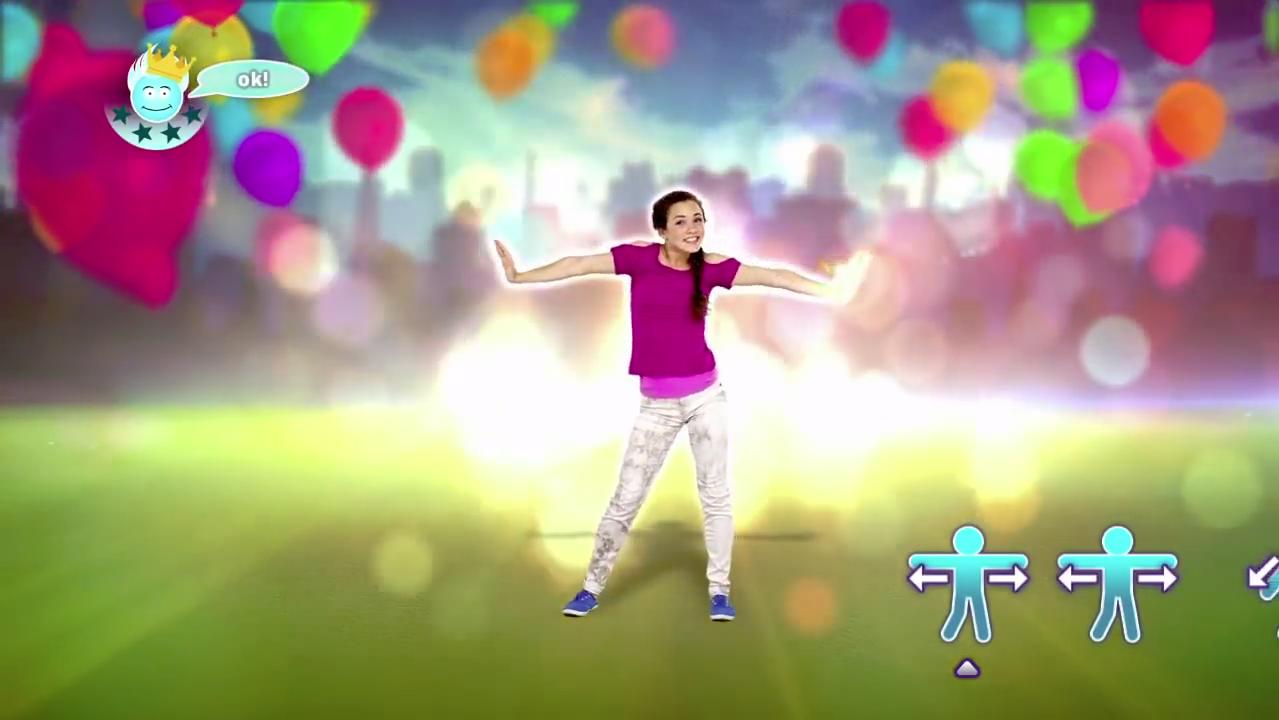Hit The Lights (Just Dance Kids 2014)