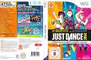 JD2014 wii palfullcover