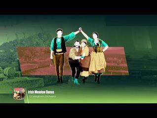 Just Dance 2018 (Unlimited)- Irish Meadow Dance