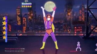 Just Dance 2020 Unlimited - Never Gonna Give You Up (MEGASTAR)