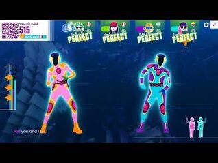 Just Dance Now - Runaway (U & I) by Galantis - Megastar Just Dance 2021