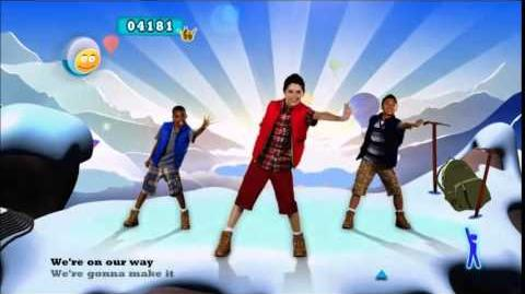 On Our Way - Just Dance Kids 2
