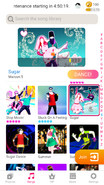 Sugar jdnow menu phone 2020